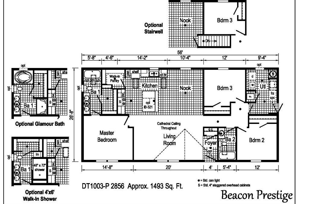 Colony Beacon Prestige DT1003P  #4535