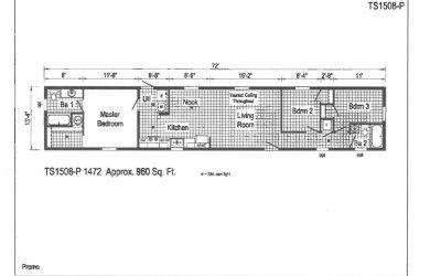 Commodore Blazer Select TS1508P  #4630