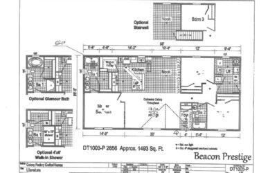 Colony Beacon Prestige DT1003-P  #4707